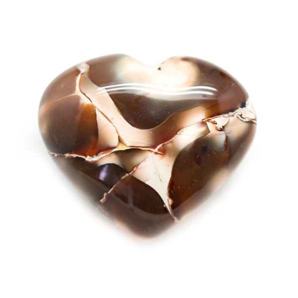 Carnelian Heart (Medium)-156752