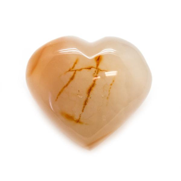 Carnelian Heart (Medium)-156756