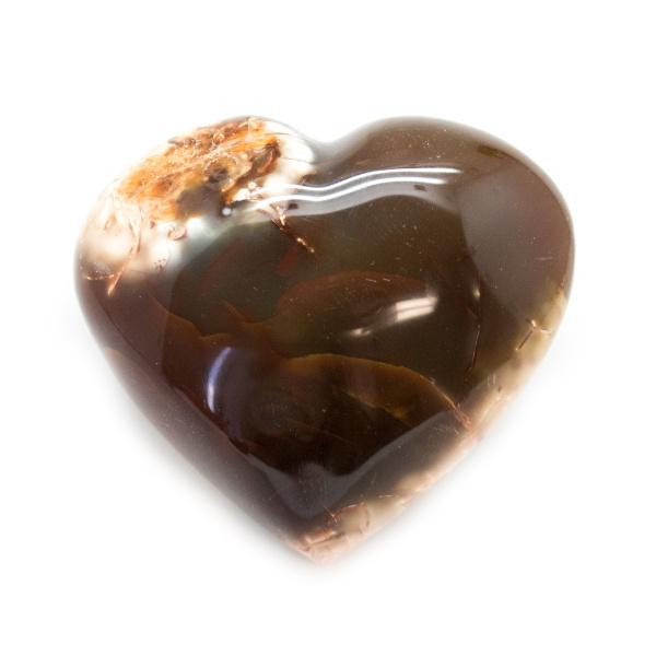 Carnelian Heart (Medium)-156755