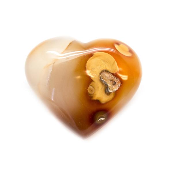 Carnelian Heart (Medium)-156757