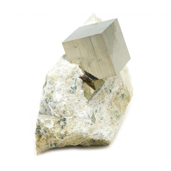 Pyrite Cube on Matrix-151172