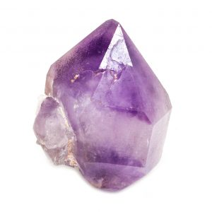 Hourglass Amethyst Crystal-0