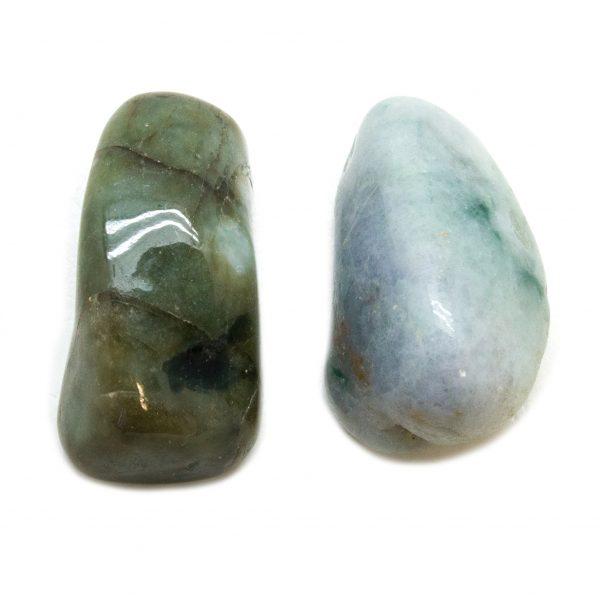 Jadeite Aura Stone Pair (Small)-0