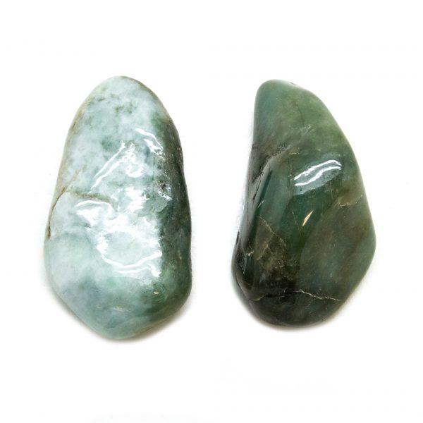 Jadeite Aura Stone Pair (Small)-148903