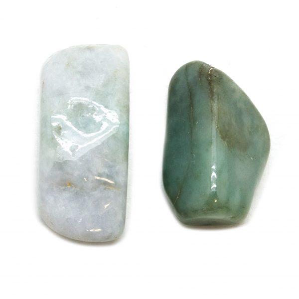 Jadeite Aura Stone Pair (Small)-148905