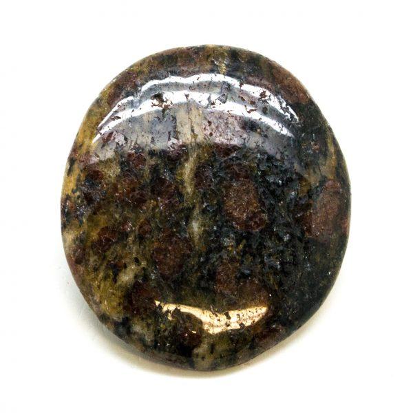 Garnet in Biotite Palm Stone (Medium)-149126