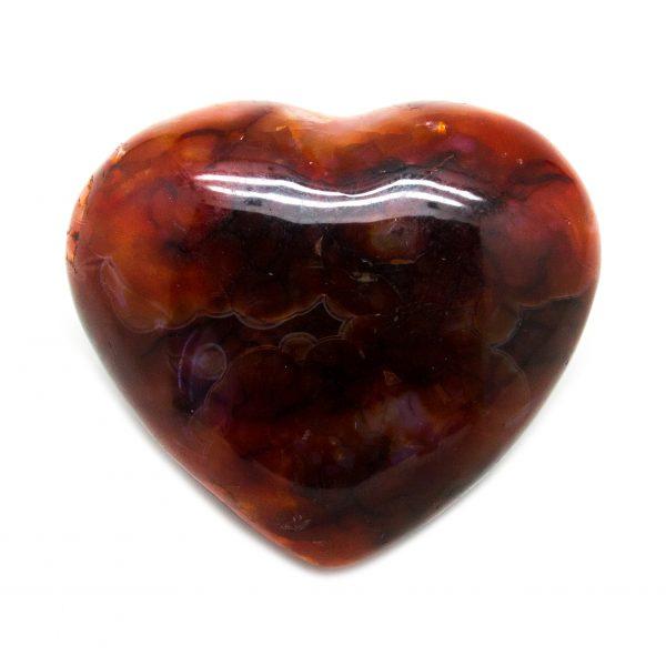 Carnelian Heart Lg-149624
