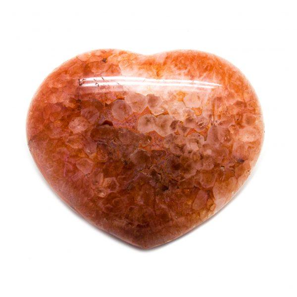 Carnelian Heart Lg-149626