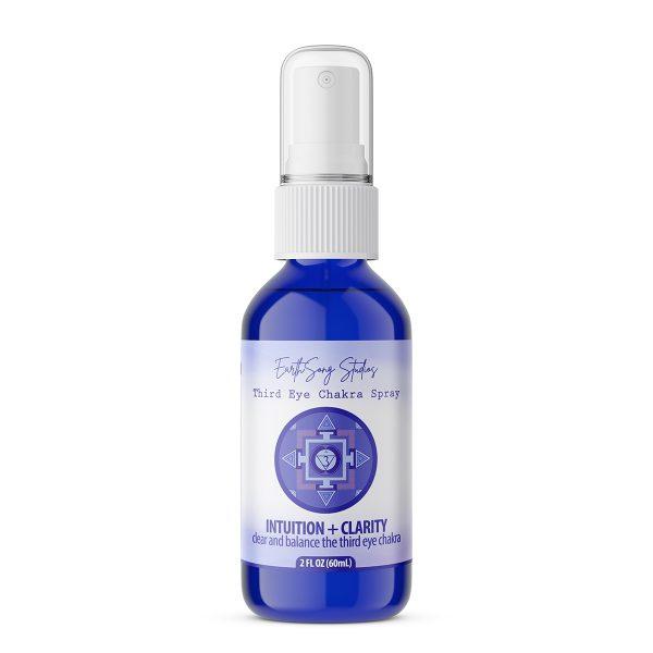Third Eye Chakra Balancing Spray-0