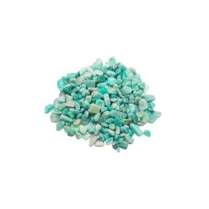 Bulk Amazonite Tumbled Chips-0