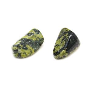 Nephrite Jade Small Aura Pair-0