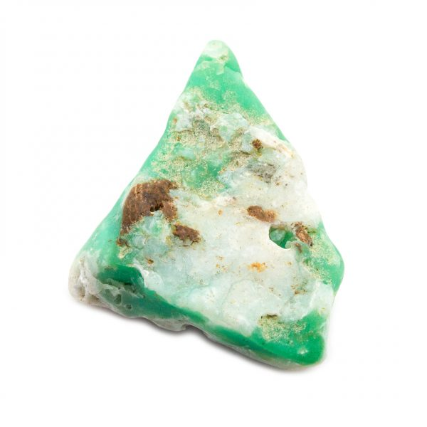 Chrysoprase Rough Crystal-0
