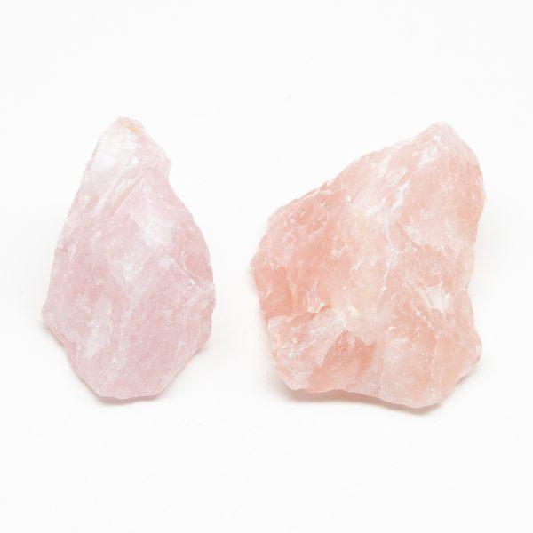 Rose Quartz Meditation Pair-162852