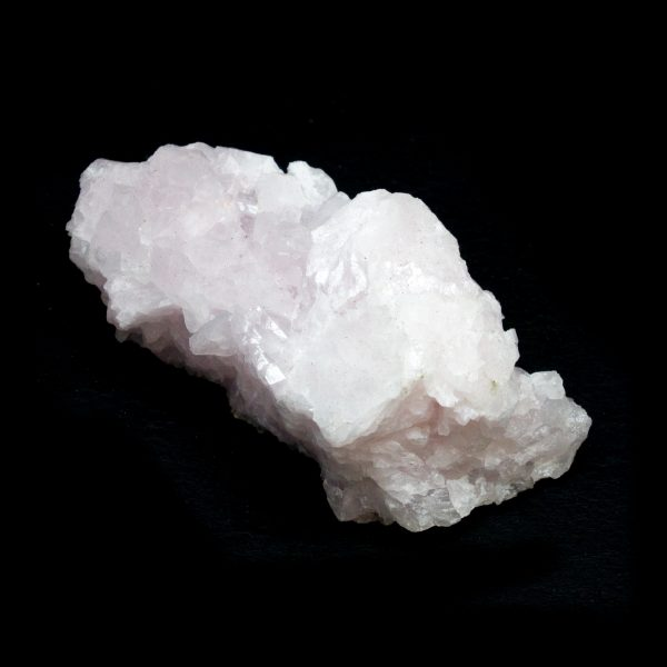 Fluorescent Pink Mangano Calcite Cluster-161223