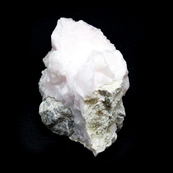 Fluorescent Pink Mangano Calcite Cluster-161309