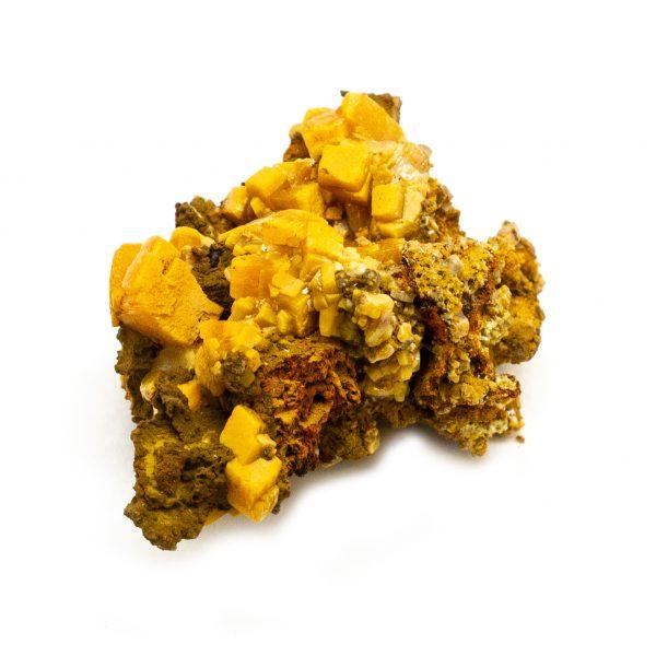 Wulfenite Cluster-163901
