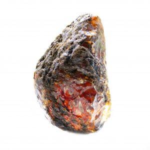 Natural Sumatra Blue Amber Crystal-0