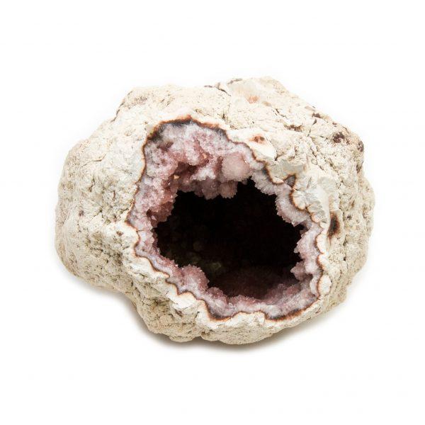 Pink Amethyst Cluster-0