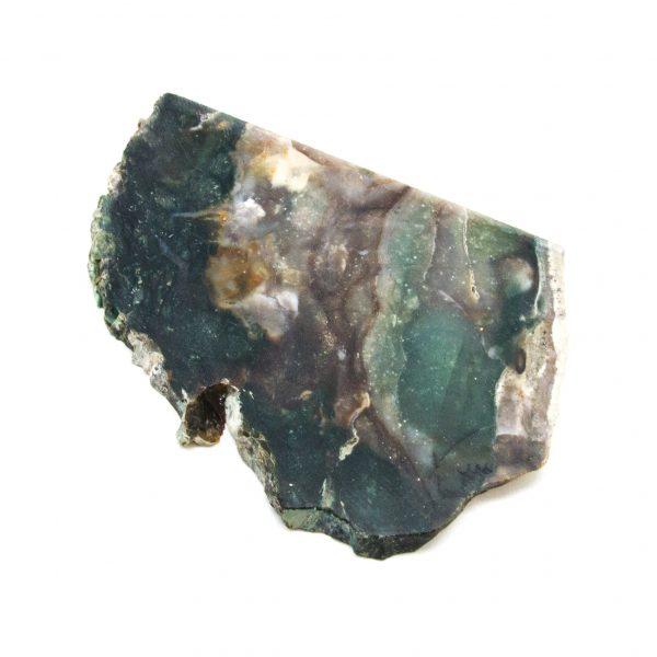 Rare Green Jasper Rough Crystal-168935