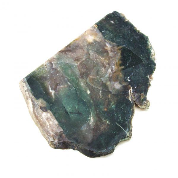 Rare Green Jasper Rough Crystal-168934
