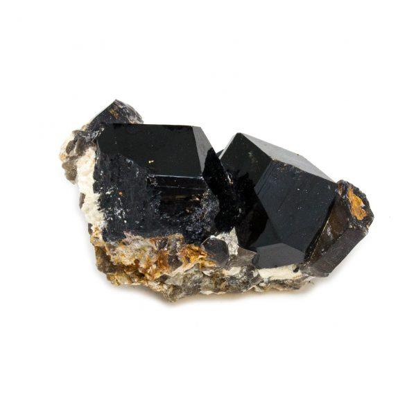 Black Tourmaline Cluster-172890