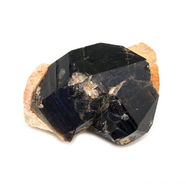 Black Tourmaline Cluster-172899