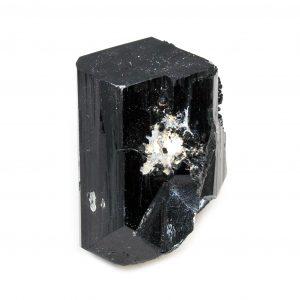 Black Tourmaline Cluster-0