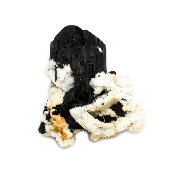 Black Tourmaline Cluster-172910