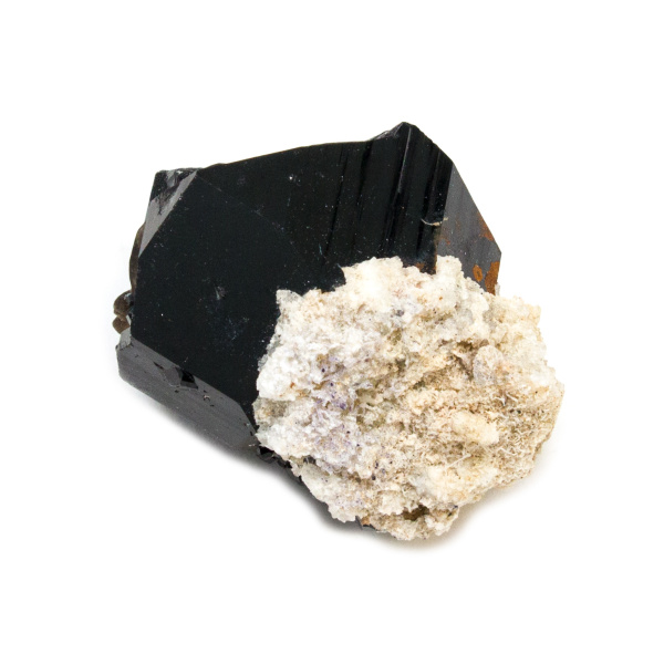 Black Tourmaline Cluster-172919