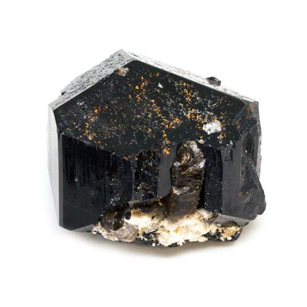 Black Tourmaline Cluster-172965