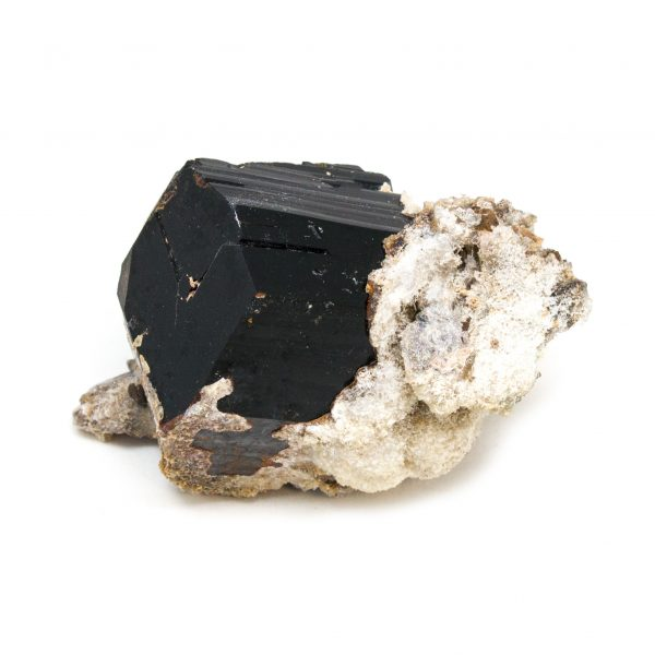 Black Tourmaline Cluster-172968