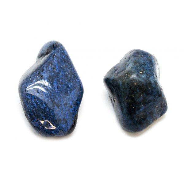Dumortierite Aura Stone Pair (Small)-0
