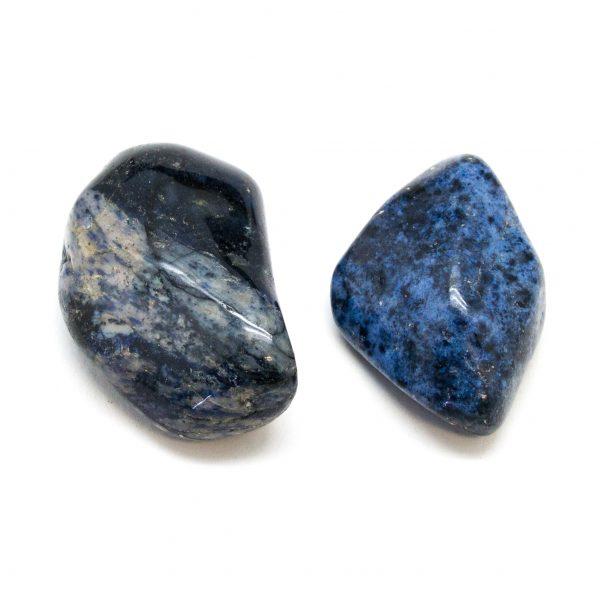 Dumortierite Aura Stone Pair (Small)-172508