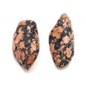 Luxullianite Aura Stone Pair (Small)-0