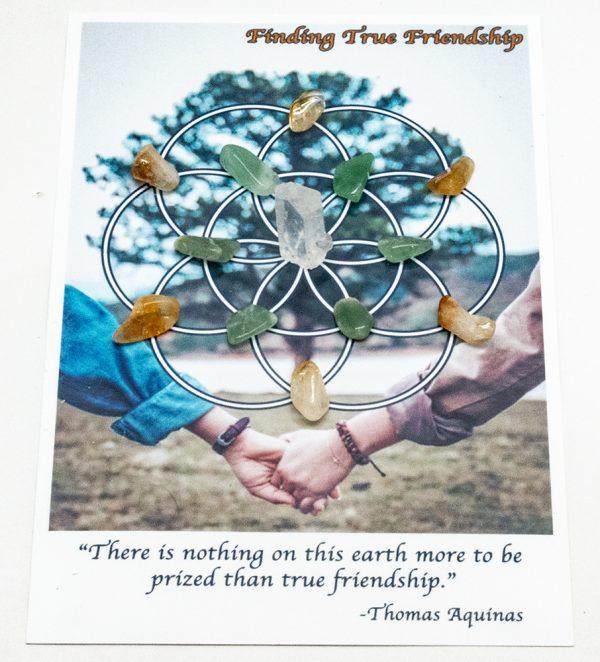 Finding True Friendship Grid Kit-0