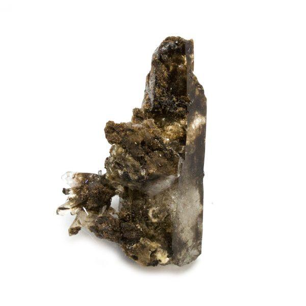 Smoky Quartz Crystal-0