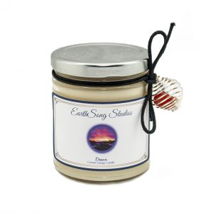 Mansion of the Dawn Crystal Energy Candle-0