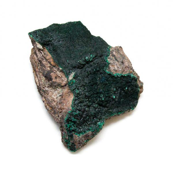 Druzy Malachite Cluster-170747