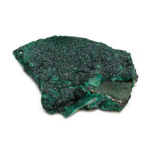 Druzy Malachite Cluster-0