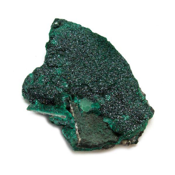 Druzy Malachite Cluster-170816