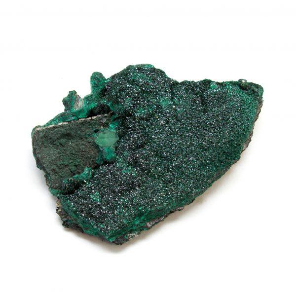 Druzy Malachite Cluster-170815