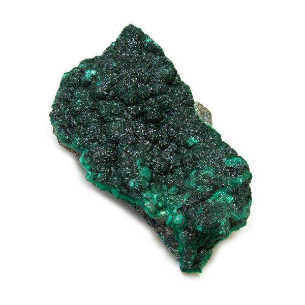 Druzy Malachite Cluster-170821