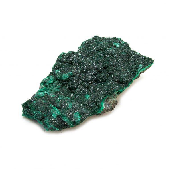 Druzy Malachite Cluster-170822