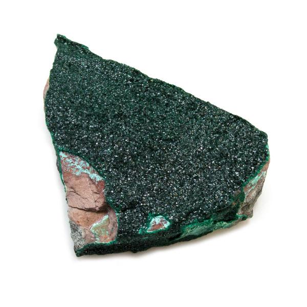 Druzy Malachite Cluster-170833