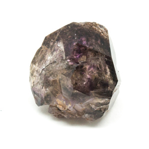 Shangaan Smoky Amethyst Elestial Crystal-0