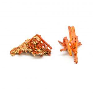 Crocoite Cluster Pair-0