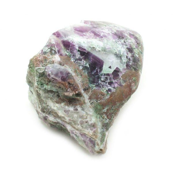 Polished Fluorite Crystal-166869
