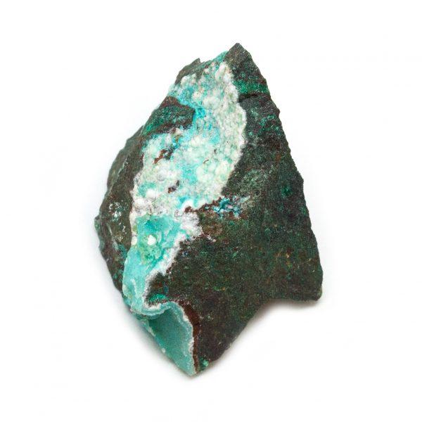 Malachite and Chrysocolla Cluster-179549
