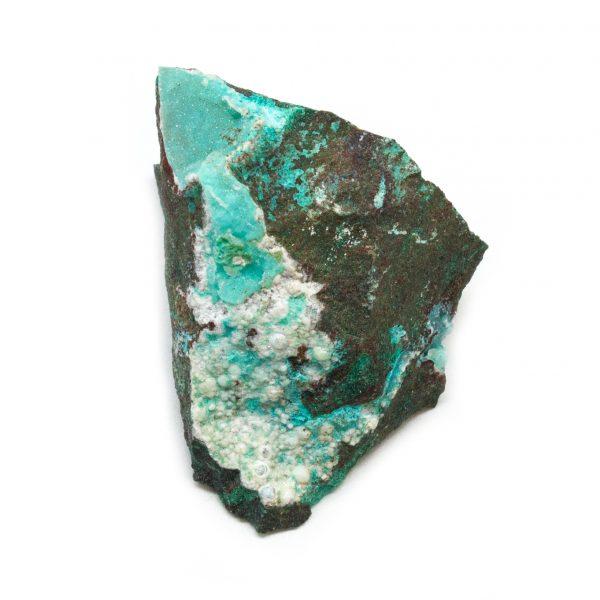 Malachite and Chrysocolla Cluster-179548