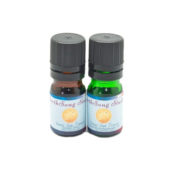 Venus Sun Transit Love Aromatherapy Mixture Set-0